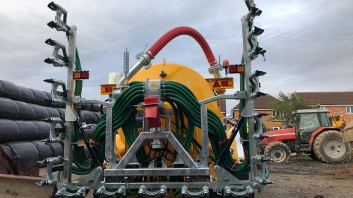 Slurry Tankers and Spreading Equipment